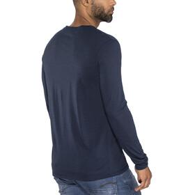 Meru M's Akka LS Shirt Dress Blue